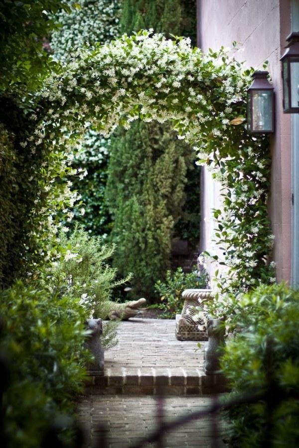 Flower Garden Arbor