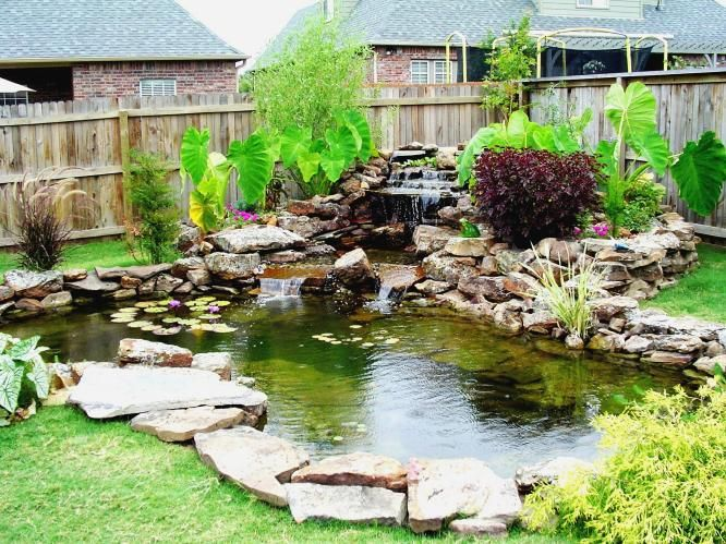 Fencescapedesign Com Ponds And Waterfalls Designs Water Features 787a217692e61cd202dc72a1e8bf0c7c