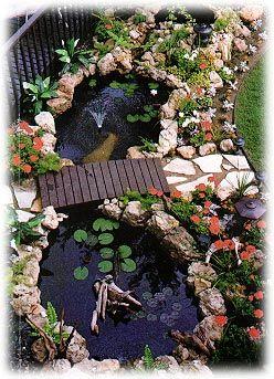 Maccourt Com Lawn Ponds Patio Ponds Goldfish Ponds Waterfa37820232de994dc68882fc23d6639f7c