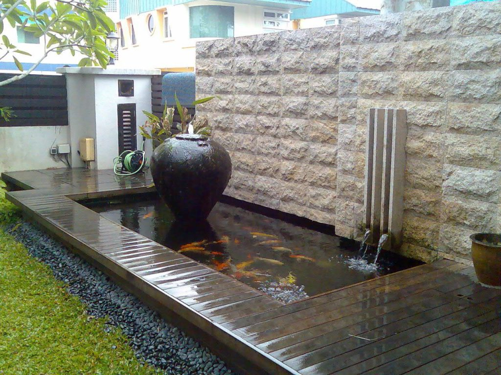 Trendir Com 35 Sublime Koi Pond Designs And Water Garden F23452d694ce45954194401aaea5146b