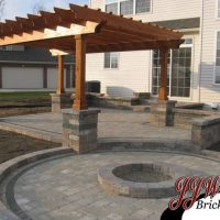 Stone Patio Design Ideas
