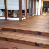 Redwood Deck Designs